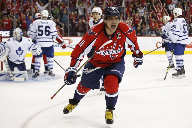 NHL 10 novembre