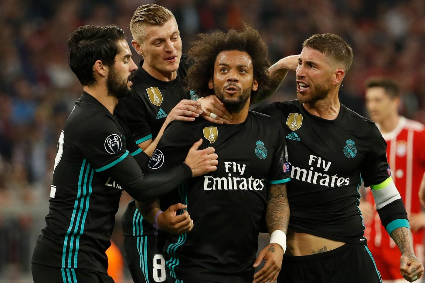 Real Madrid-Atletico Madrid mercoledì 15 agosto