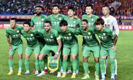 Cina Super League domenica 26 maggio. In Cina si chiude l'11ma giornata di Super League. Beijing Guoan primo a quota 30, +5 sullo Shanghai SIPG