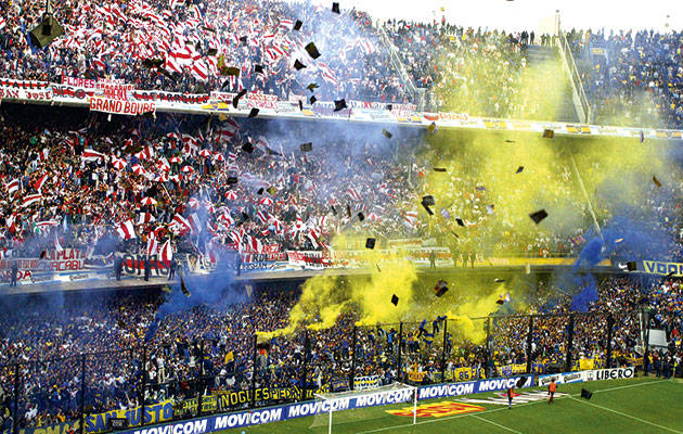 Boca Juniors-Libertad giovedì 9 agosto