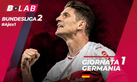 Bundesliga 2 Giornata 1
