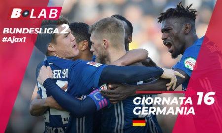 Bundesliga 2 Giornata 16