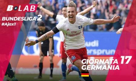 Bundesliga 2 Giornata 17
