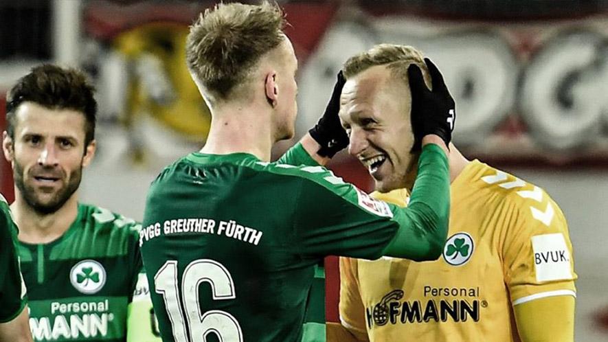 Bundesliga 2 Giornata 21