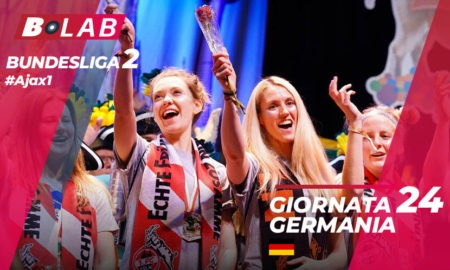 Bundesliga 2 Giornata 24