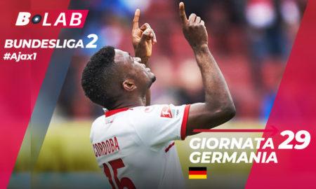 Bundesliga 2 Giornata 29