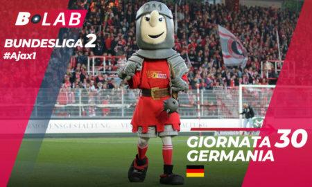 Bundesliga 2 Giornata 30