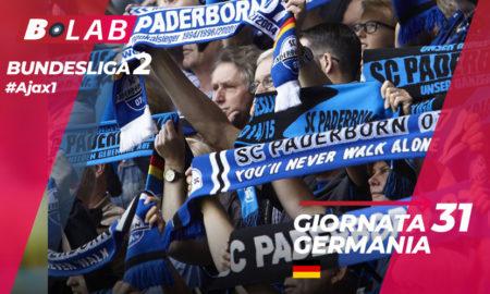 Bundesliga 2 Giornata 31