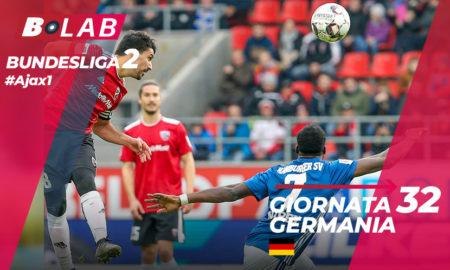 Bundesliga 2 Giornata 32