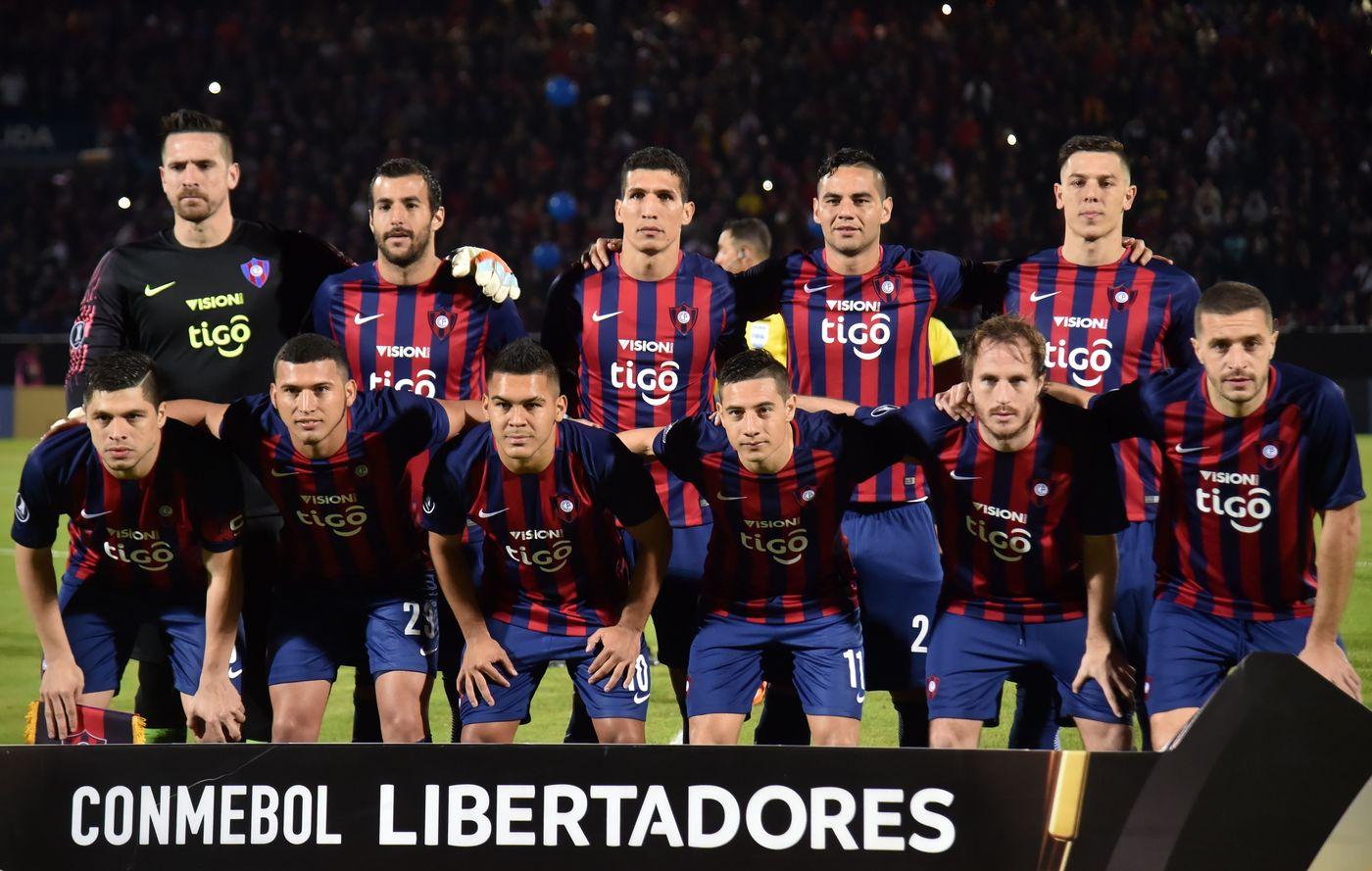 Primera Division Paraguay domenica 5 maggio