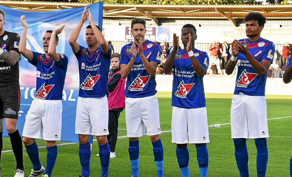 GFC Ajaccio-Concarneau pronostico 11 febbraio national