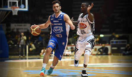 Serie A Basket giovedì 17 maggio
