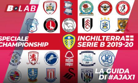 Championship 2019 2020