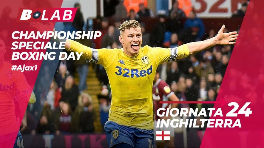 Championship Giornata 24