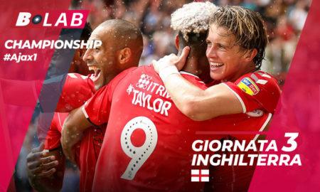 Championship Giornata 3