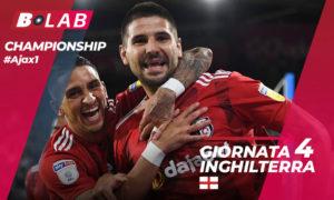 Inghilterra pronostici Championship Giornata 4: i pronostici di #Ajax1