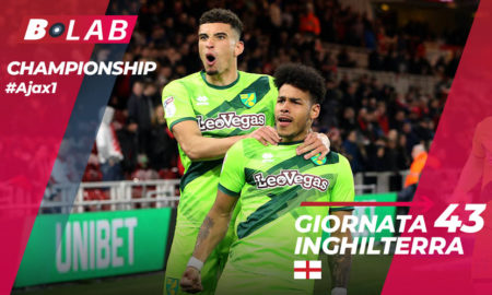 Championship Giornata 43