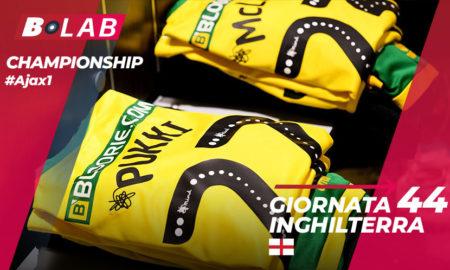 Championship Giornata 44