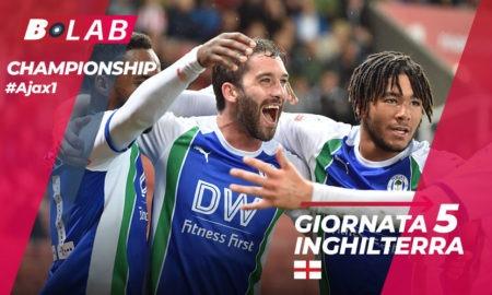 Championship Giornata 5
