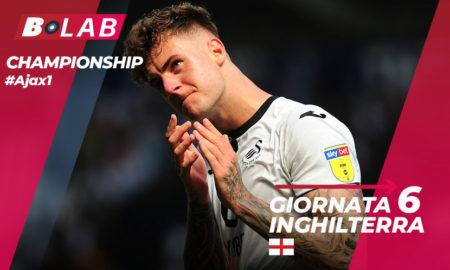 Championship Giornata 6