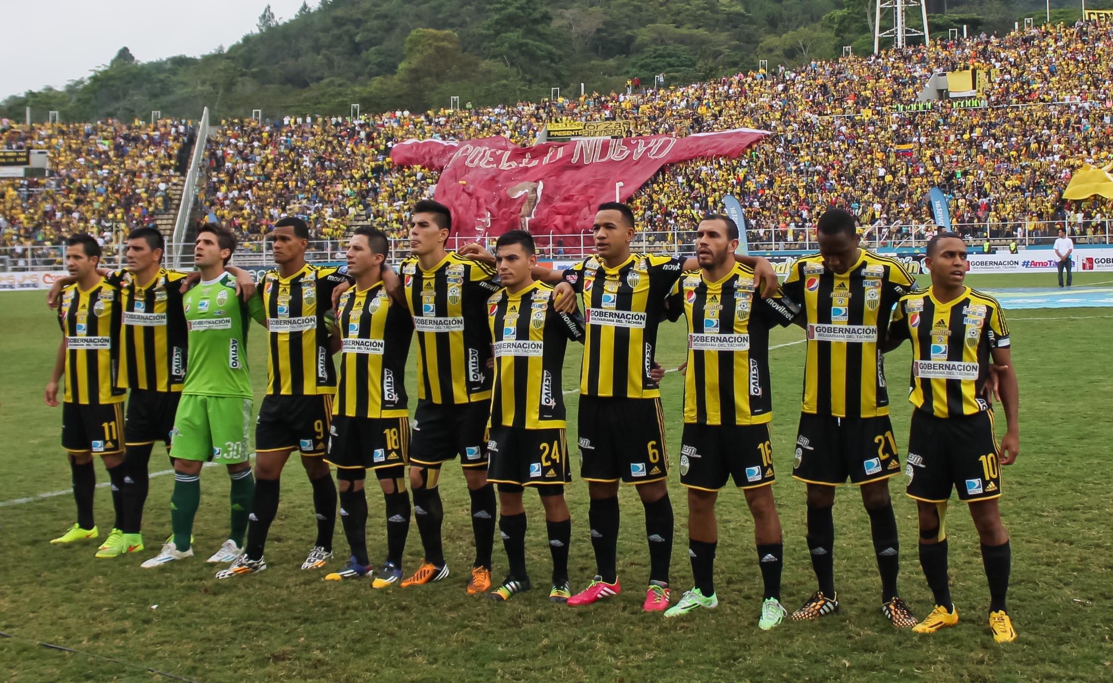 Portuguesa-Deportivo Tachira lunedì 9 aprile