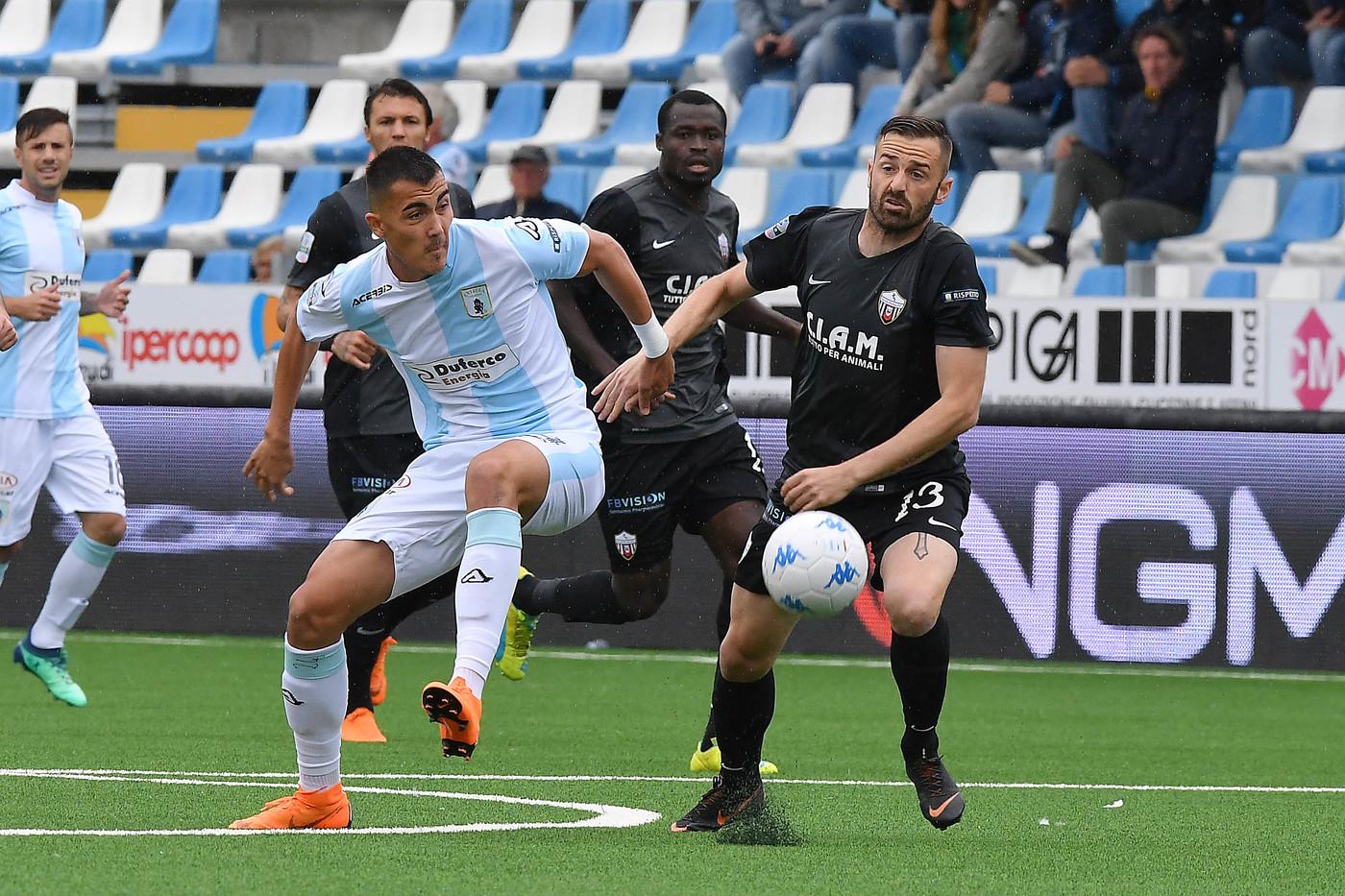 Serie C, Entella-Olbia 21 novembre: analisi e pronostico della giornata della terza divisione calcistica italiana
