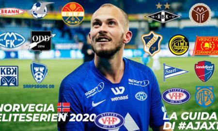 Eliteserien 2020 guida