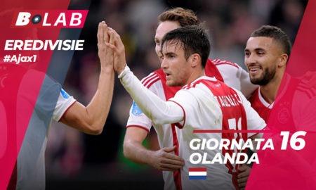 Eredivisie Giornata 16