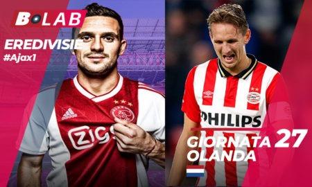 Eredivisie Giornata 27