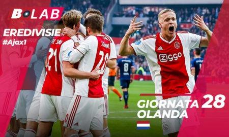 Eredivisie Giornata 28