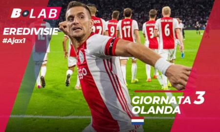 Eredivisie Giornata 3