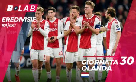 Eredivisie Giornata 30