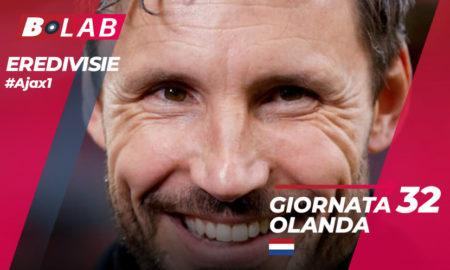 Eredivisie Giornata 32