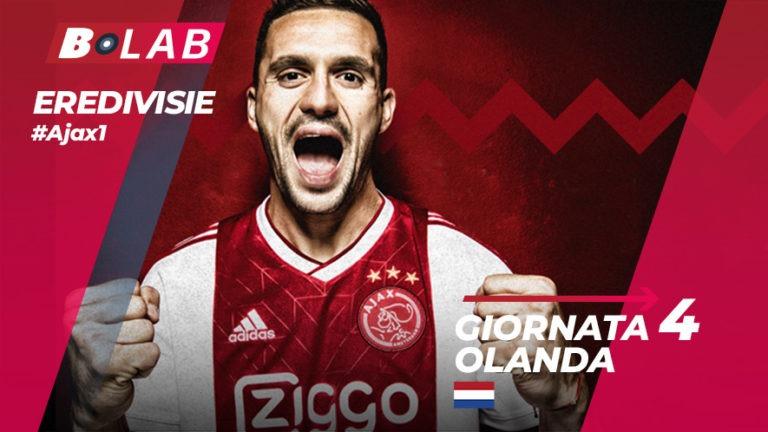 Eredivisie Giornata 4