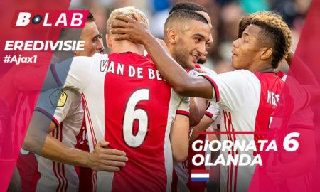Eredivisie Giornata 6