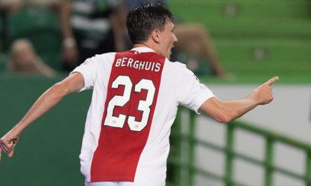 Eredivisie Giornata 6 Berghuis