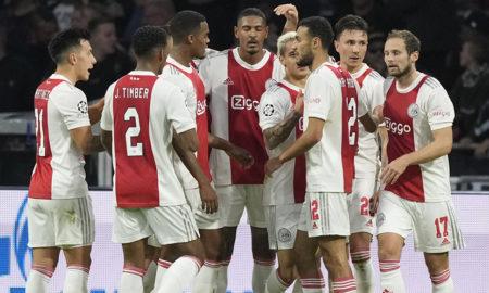 Eredivisie Giornata 8 Ajax