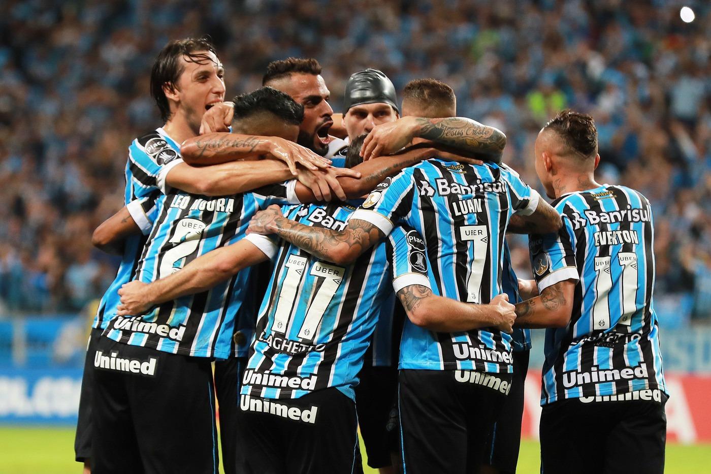 Atletico Mineiro-Gremio sabato 3 novembre