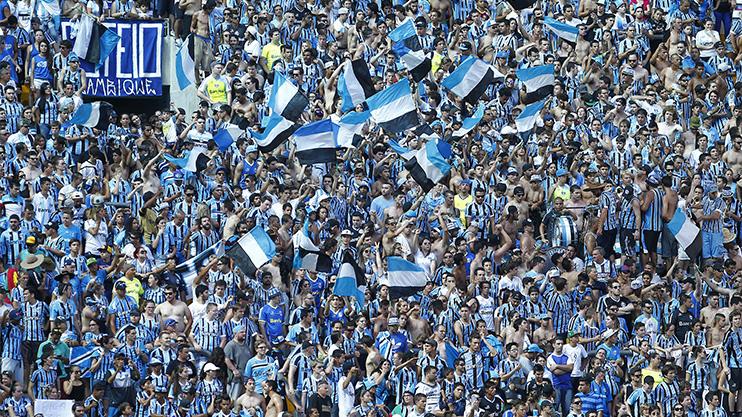 Gremio-America Mineiro domenica 10 giugno