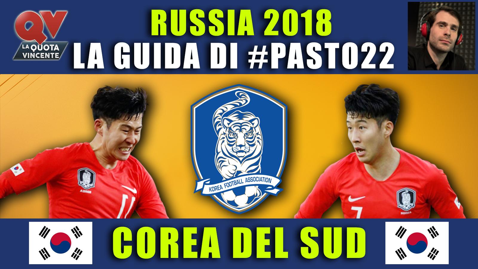 Guida Mondiali Russia 2018 Corea del Sud: convocati, quote, calendario, news