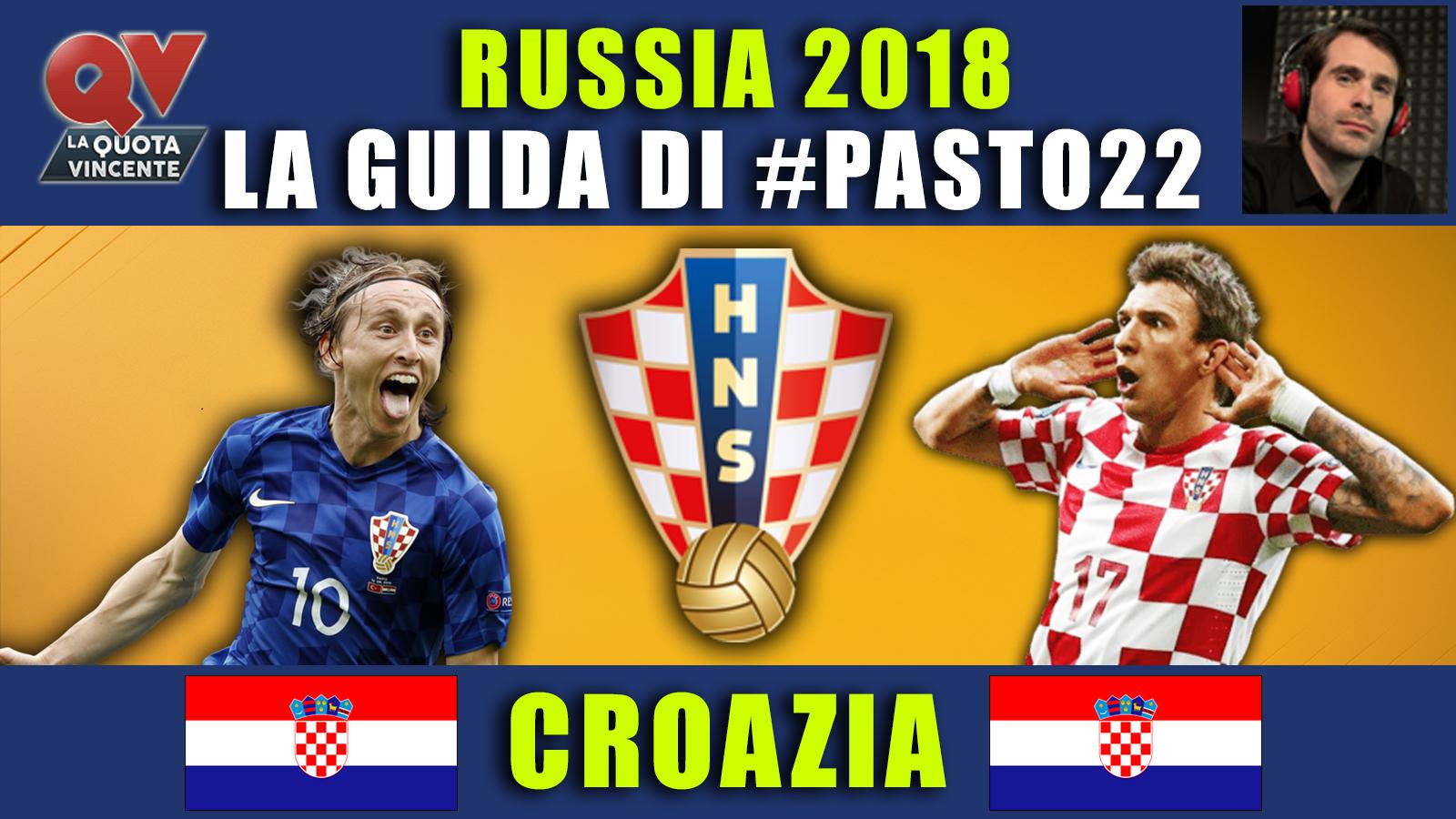 Guida Mondiali Russia 2018 Croazia