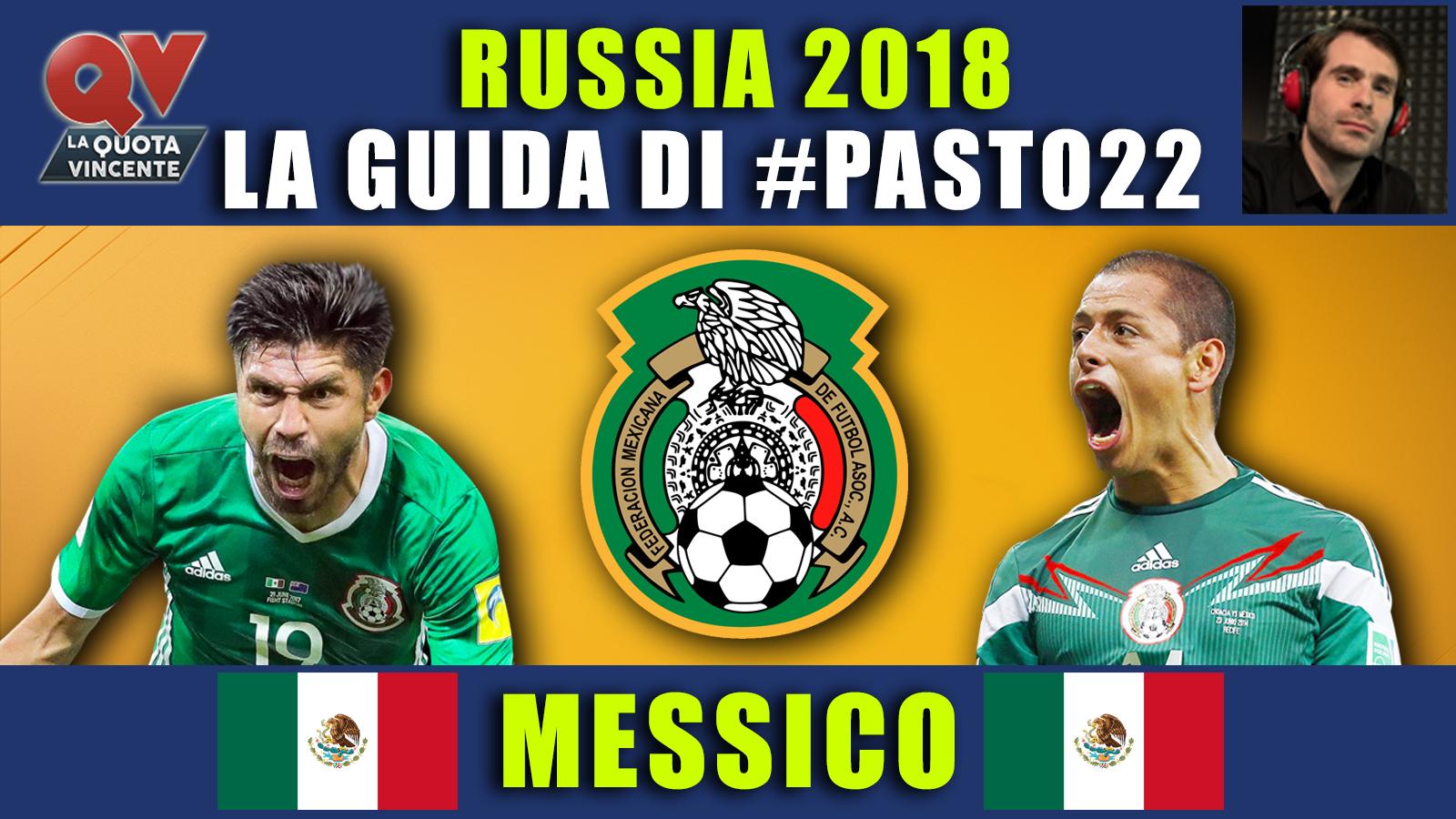 Guida Mondiali Russia 2018 Messico