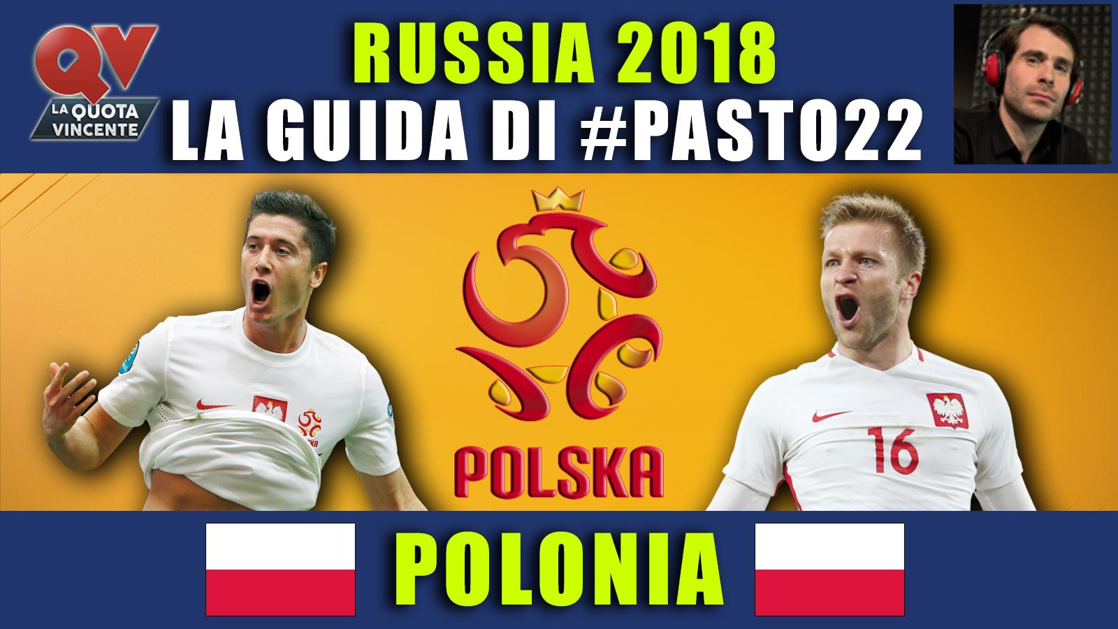 Guida Mondiali Russia 2018 Polonia