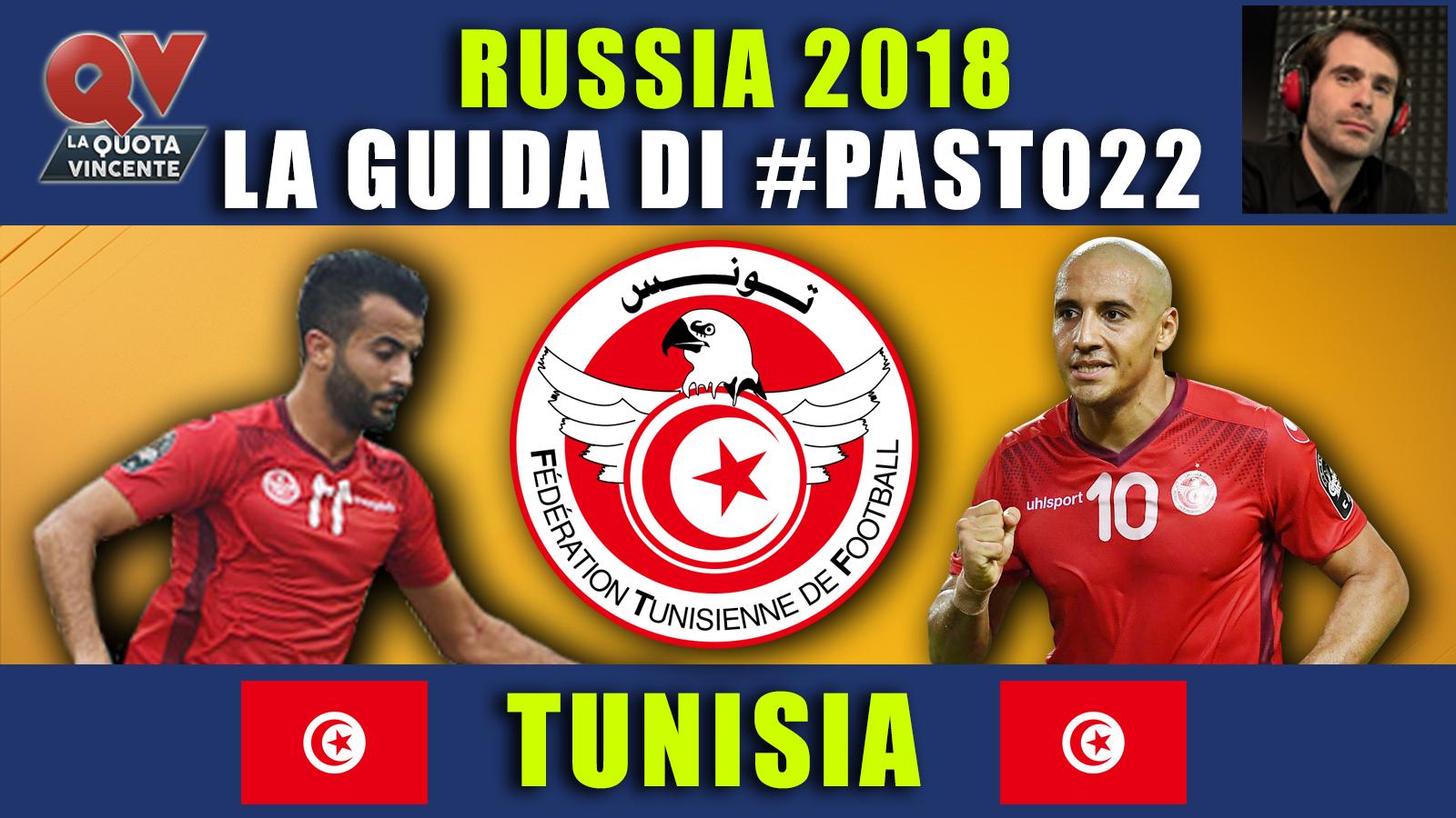 Guida Mondiali Russia 2018 Tunisia