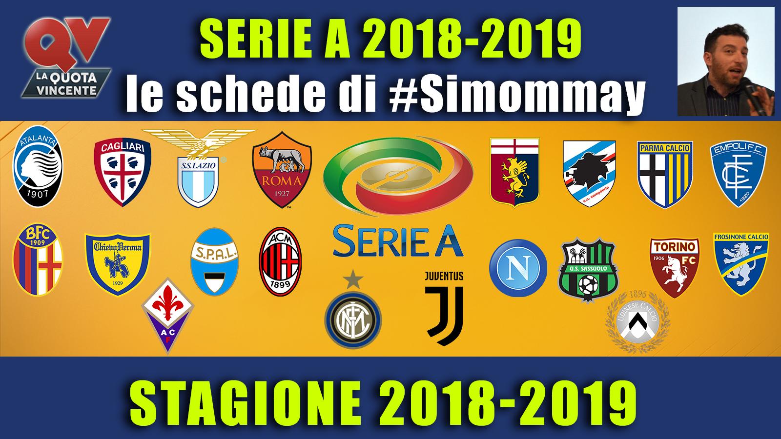 Guida Serie A 2018-2019: tutto quello che c'è da sapere sulla Serie A 2019