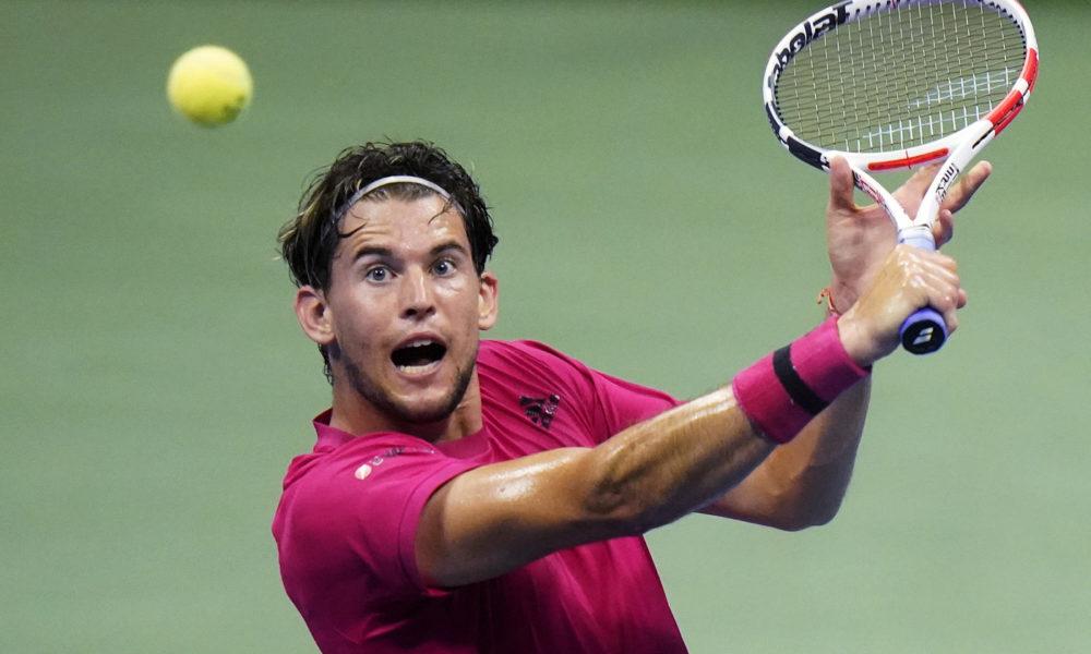 Tennis US Open 2020 Semifinali