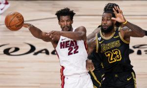 Basket NBA Playoff 2020