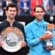 Tennis Nadal e Djokovic