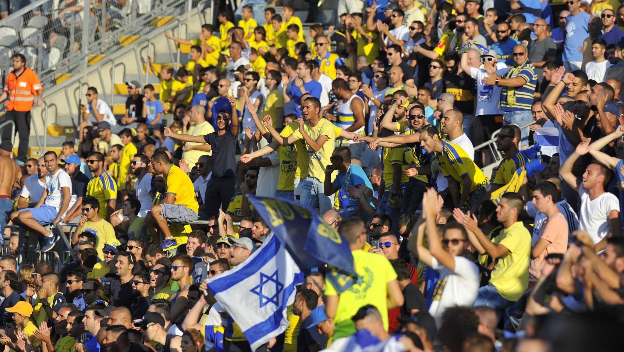 Maccabi Haifa-Mura 11 luglio