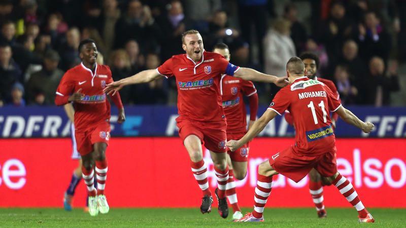 Pronostico Kortrijk-Mouscron 13 dicembre: le quote di Ligue 2
